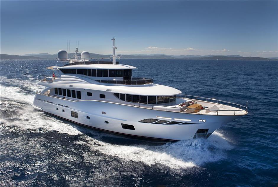 Used Yachts For Sale From 91 To 100 Feet - SYS Yacht Sales