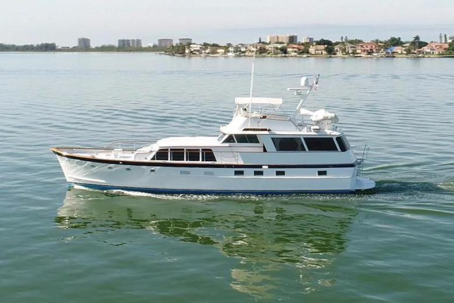 1968 Burger 64 Flush Deck for Sale