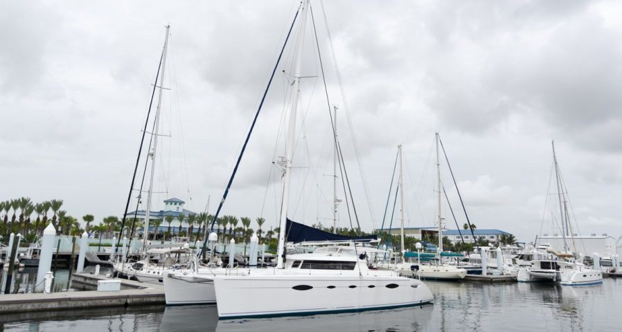 2006 Fountaine Pajot 60 Eleuthera sold