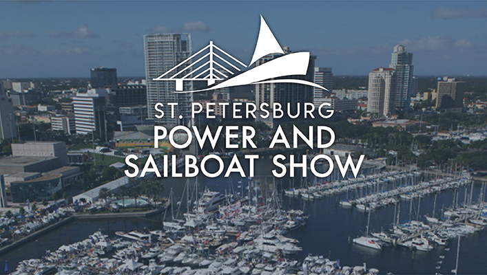 2018 St. Pete Power and Sailboat show