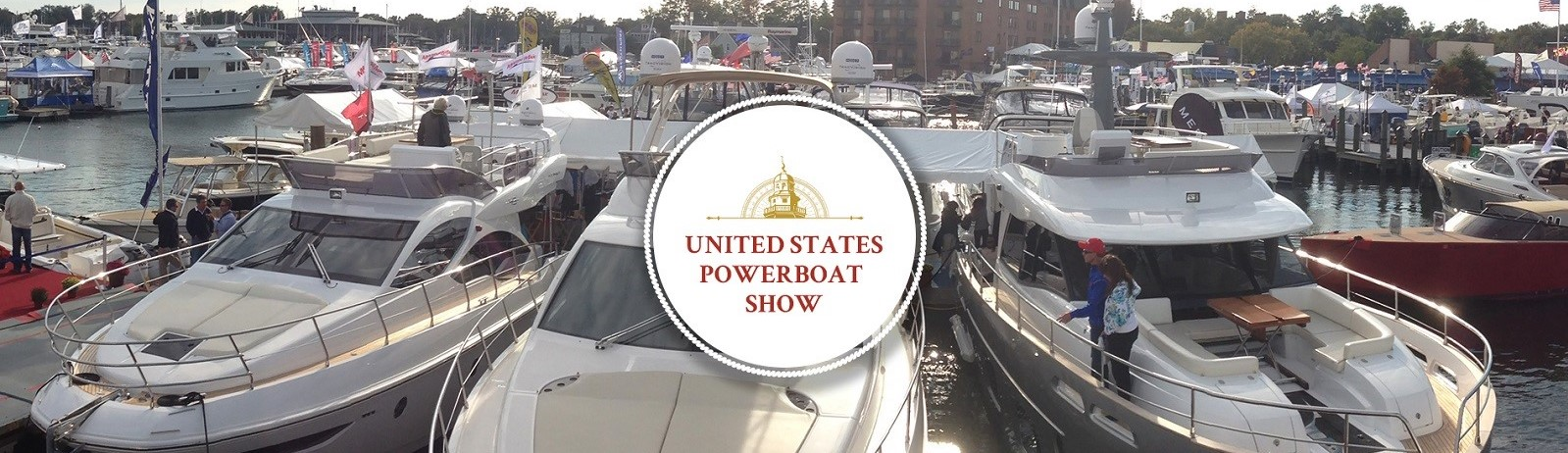 2018 United States Powerboat Show in Annapolis