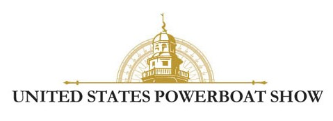 United States Powerboat Show in Annapolis - logo