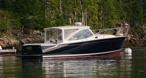 2007 29' MJM 29Z