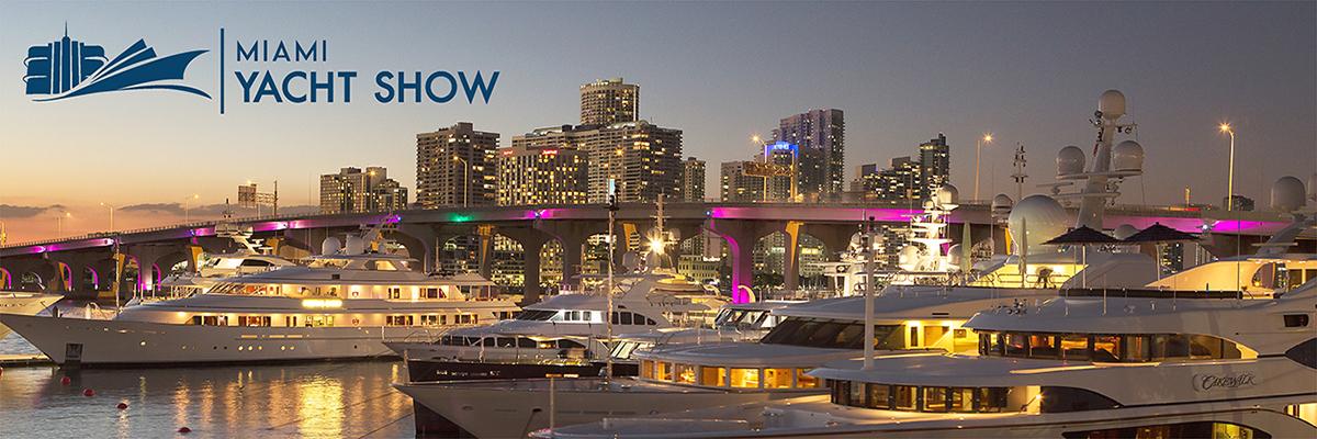 2019 Miami Yacht Show