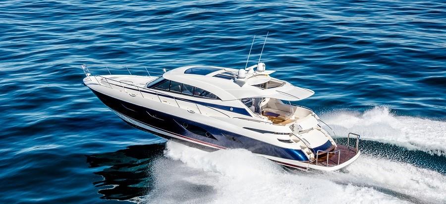 Riviera 6000 Sport Yacht for Sale - Running