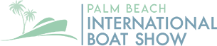 Palm Beach boat show logo