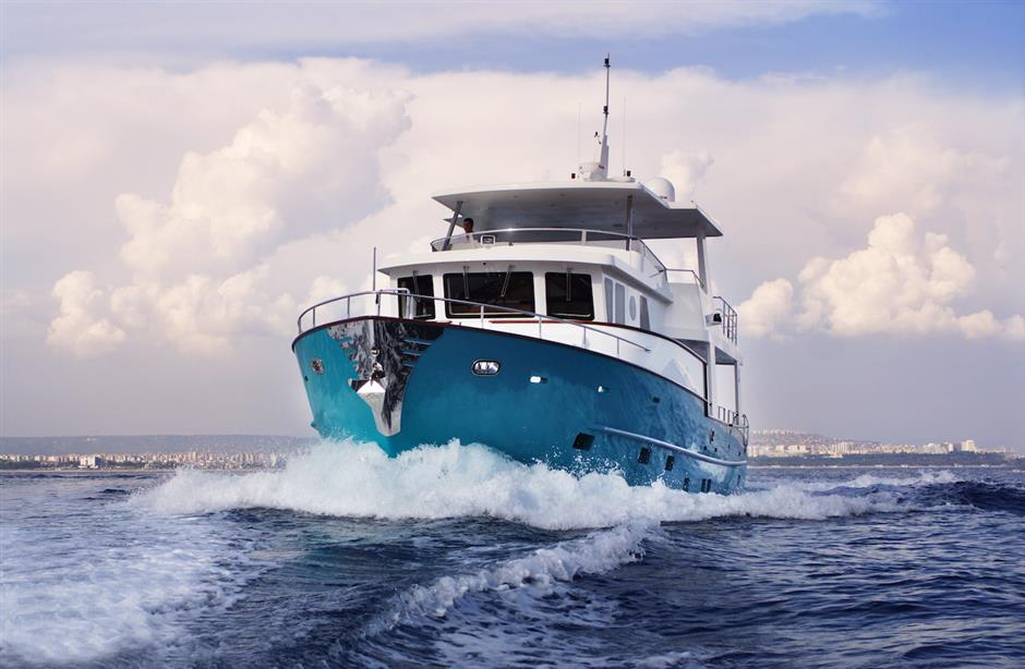 Trawlers make great liveaboard yachts - Learn more!