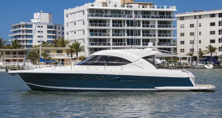 2009 Riviera 4700 Sport Yacht - SOLD