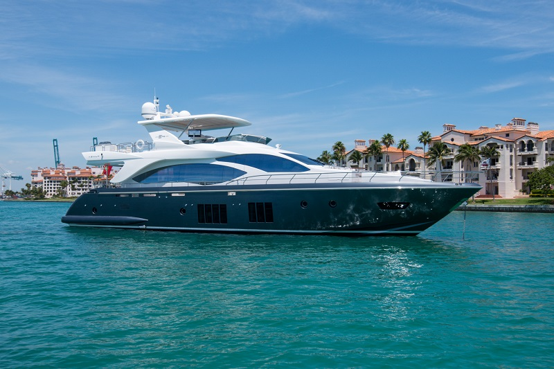 2016 Azimut 84 Motor Yacht for Sale