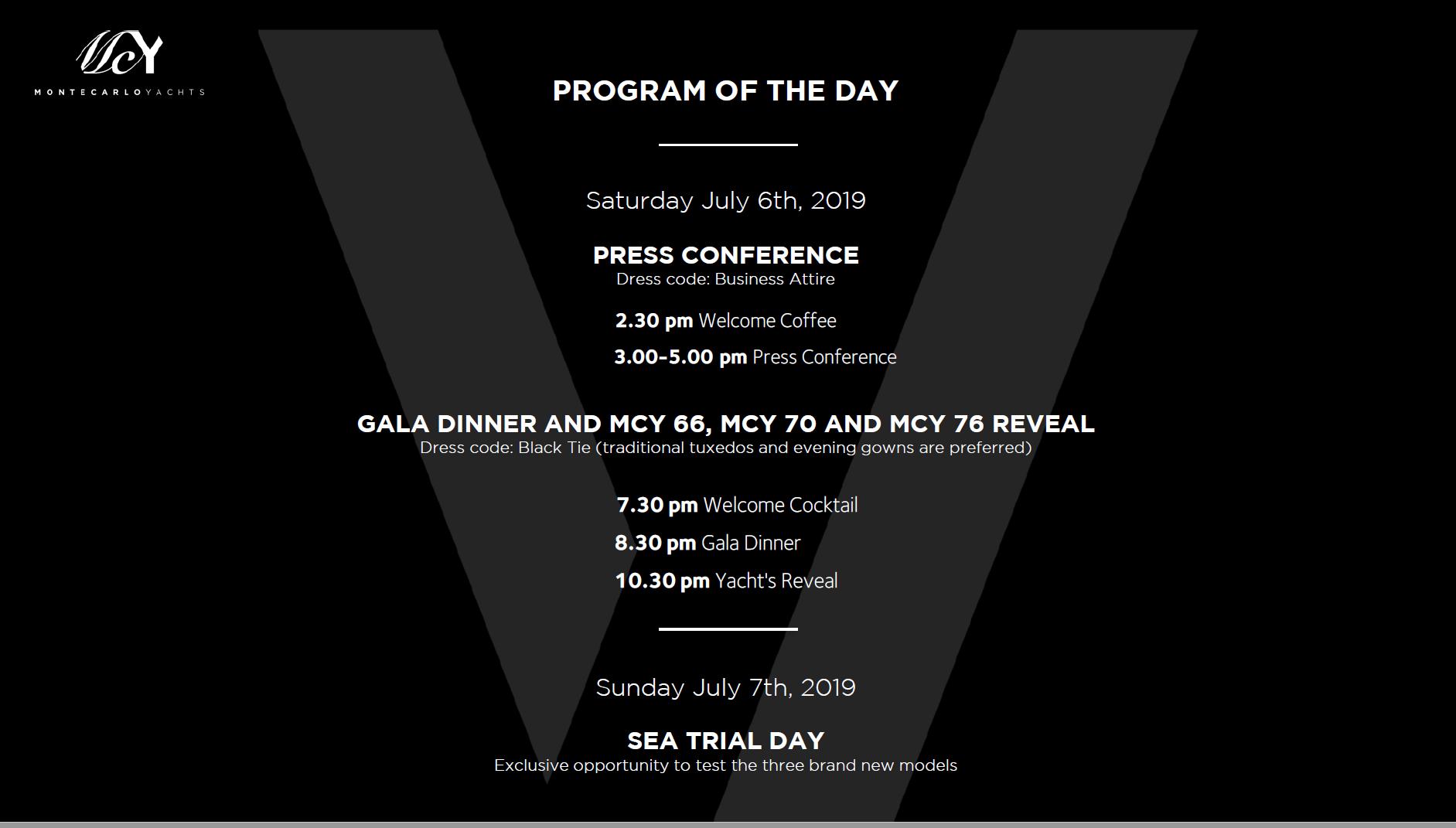 MCY program