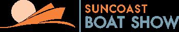 suncoast boat show logo