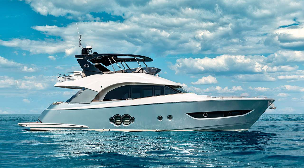 Monte Carlo Yachts MCY 66 - Profile