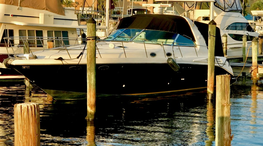 10 - 1997 40' Sea Ray 400 Sundancer