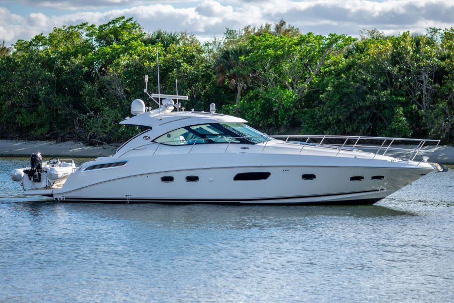 2011 47' Sea Ray 470 Sundancer
