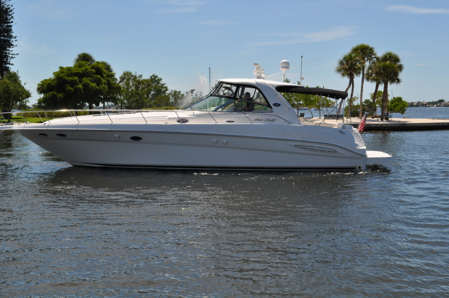 7 - 2003 46 Sea Ray 460 Sundancer for Sale