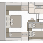 MCY 66 Layout - Lower Deck