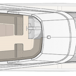 MCY 70 layout - Flybridge