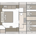 MCY 70 layout - Lower Deck