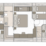 MCY 76 Layout - Lower Deck
