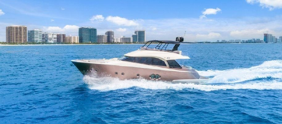 Monte Carlo Yachts MCY 65 Sold by SYS Yacht Sales