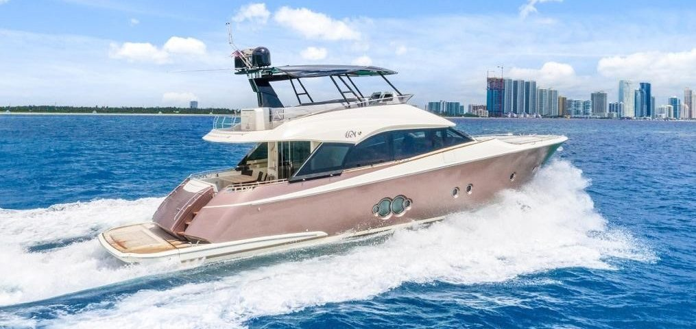 Monte Carlo Yachts MCY 65 (running) Sold by SYS Yacht Sales