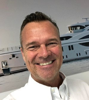 Oliver Dissman Yacht Broker with SYS Yacht Sales