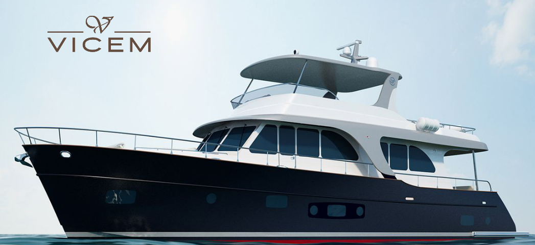 Vicem Yachts 67 Cruiser debuts at the Fort Lauderdale International Boat Show